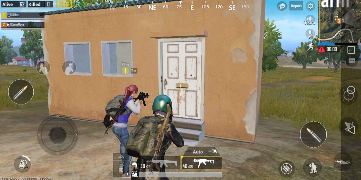 Theres a face on that door | PUBG Mobile Amino