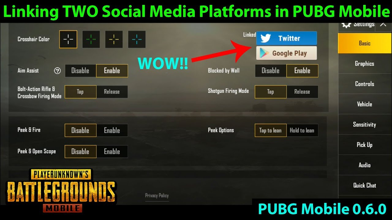How to Link TWO Social Media Platforms to ONE PUBG Mobile Account | Why You Want To NOW - YouTube