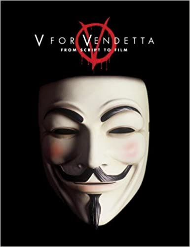 V for Vendetta: From Script to Film: Lamm, Spencer: 9780789315038 ...