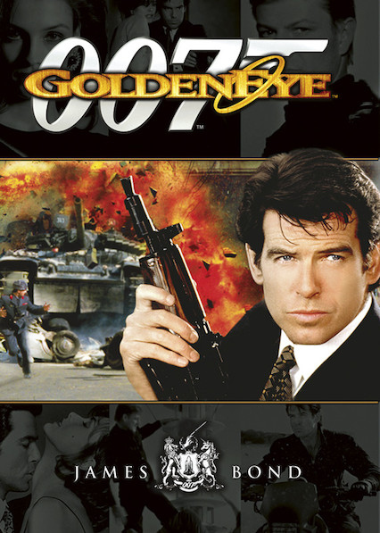 Is 'GoldenEye' available to watch on Netflix in America ...