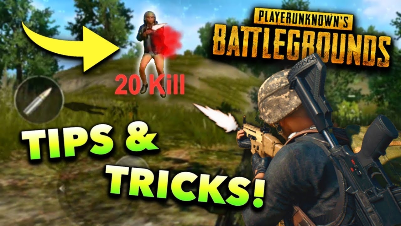 PUBG Mobile BEST Tips and Tricks!! - YouTube
