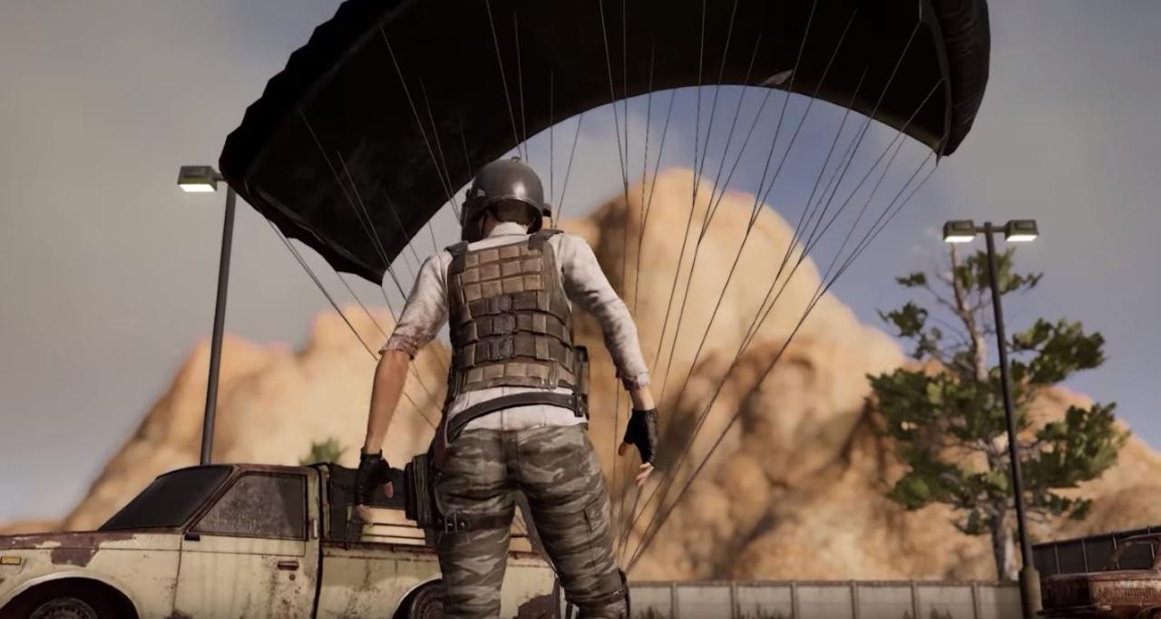 PUBG's latest update overhauls parachuting - Metabomb